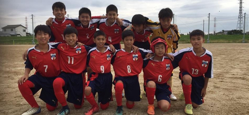 サッカーチーム【ジュニアユース】